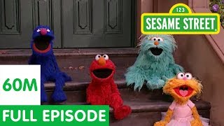 Elmo's New Band   Sesame Street Full Episode