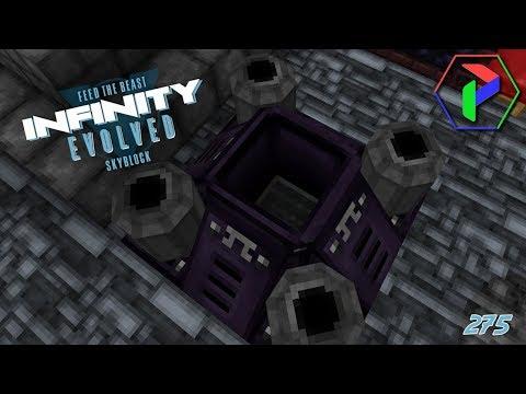 Advanced Mining | FTB Infinity Evolved | Ep 14 - смотреть