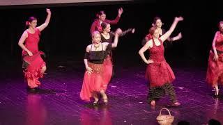 4 Ana Apsaradha i Apsaradhe - Gypsy flamenco