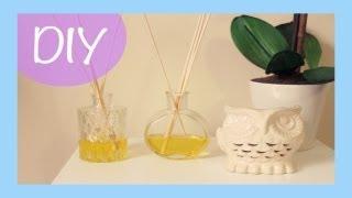 DIY Essential Oil Diffuser | DIY Friday