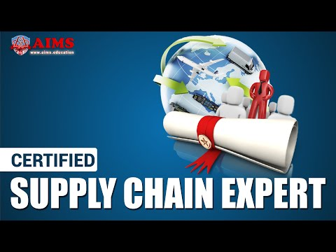 Supply Chain Management Certification Online | Logistics and ...