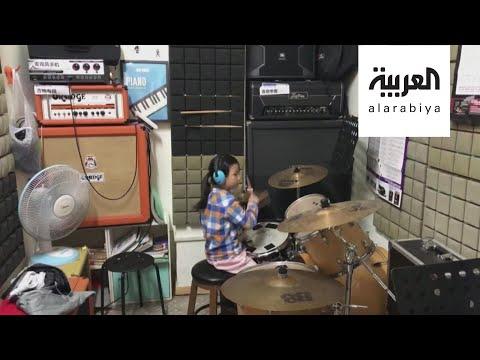 العرب اليوم - شاهد: فيديو هذه الطفلة حصد 5 ملايين مشاهدة