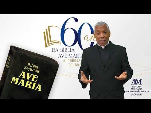 Bíblia Ave-Maria l Padre Antônio Carlos Ferreira, CMF
