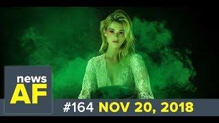 News AF LIVE 11/20 - The Millennial Witch Boom is News AF