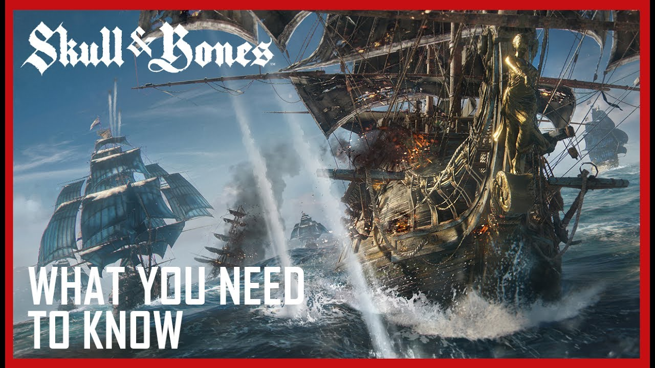 Skull and Bones - E3 2017 What You Need to Know