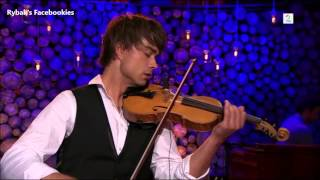Alexander Rybak - Kan Eg Gjørr Någe Med Det - with intro and review HGVM