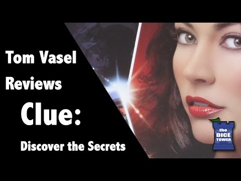 [Video Review] Clue: Discover the Secrets