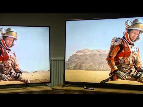 Panasonic 60 CXW754 (CX750) und 65 CRW854 (CR850) UHD TVs im Test