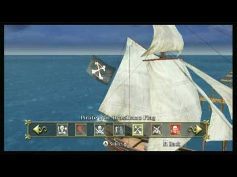 Sid Meier's Pirates! Wii