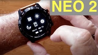 ZEBLAZE NEO 2 IP67 Waterproof Bluetooth 5.0 Premium Smartwatch: Unboxing and First Look