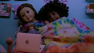 How Our Nights Go -American Girl Doll Stopmotion