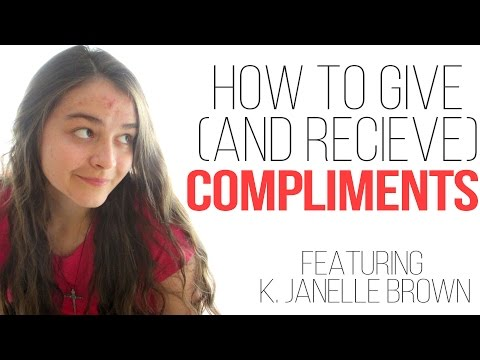 How To Give (And Receive) Compliments (Ft. Janelle Brown) Mp3