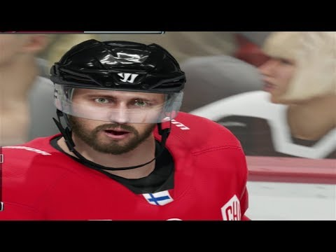 NHL 18 - DIVISION 1 GAMEPLAY (BaconCountry)