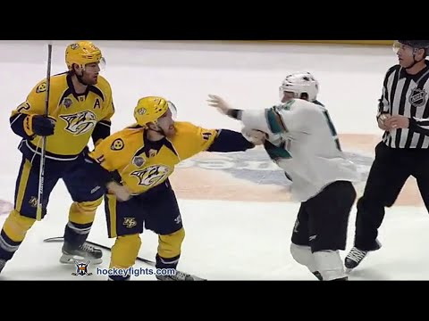 Ryan Ellis vs. Tommy Wingels