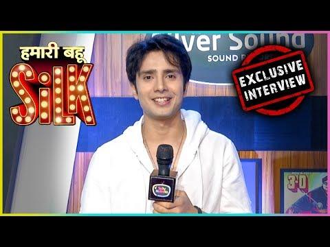 Naamkarann Fame Zaan Khan Talks About His New Show Hamari Bahu Silk | Exclusive Interview