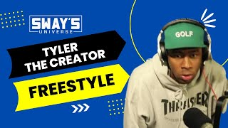 Tyler the Creator Freestyles Acapella on Sway in the Morning