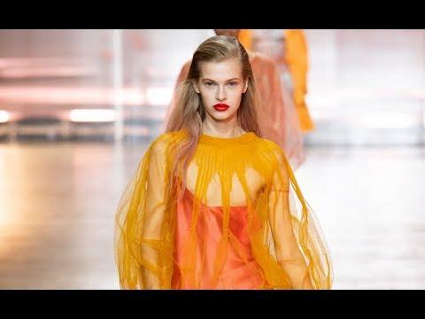 POIRET Spring Summer 2019 Paris - Fashion Channel