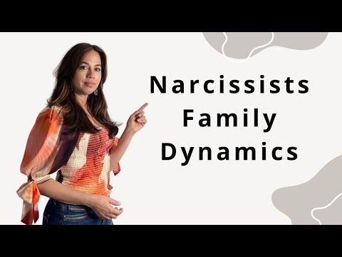 Narcissistic Family Dynamics - 4 Behaviors