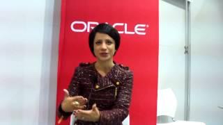 Entrevista de CIO México con Priscila Siqueira, de Oracle Latinoamérica