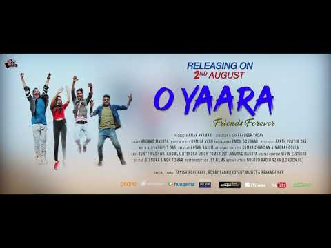 O YAARA - Friends Forever | Motion Poster | Music Fitoor