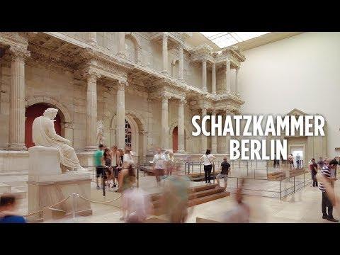 Schatzkammer Trailer Deutsch | German [HD]