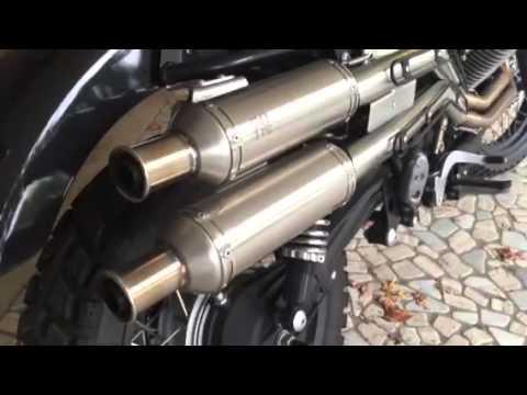 Kit Guzzi Scrambler V70TRE