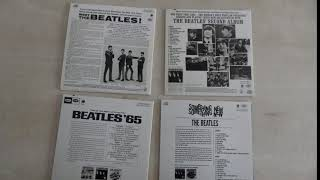 the beatles capitol albums