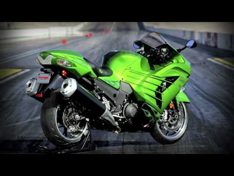 2012 Kawasaki Ninja ZX-14R Review - New King of Hyperbikes?