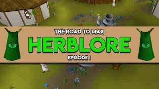 99 Herblore - How I Did It [Max Series Ep. 1]