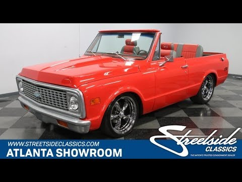 Video of '72 Blazer - QBKF