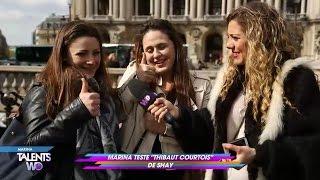 "Marina Teste ""Thibaut Courtois"" De Shay"