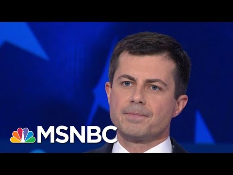 Amy Klobuchar, Pete Buttigieg Argue Over Experience On Voting Rights | MSNBC