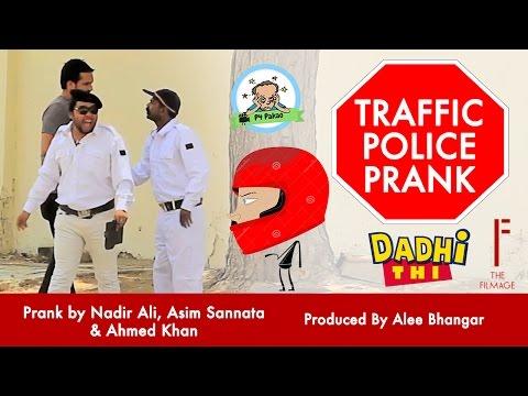 Traffic Police Prank