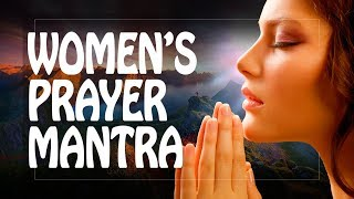 Women's Prayer Mantra about men, beloved, son, father... So Purkh ॐ Powerful Mantras PM 2019