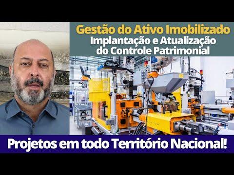 Gestão do Ativo Imobilizado em todo o Brasil! Consultoria Empresarial Passivo Bancário Ativo Imobilizado Ativo Fixo