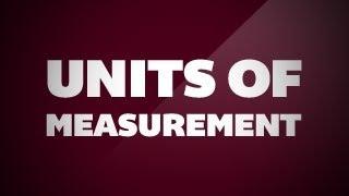Measurement Units | CBSE Class 5 Mathematics
