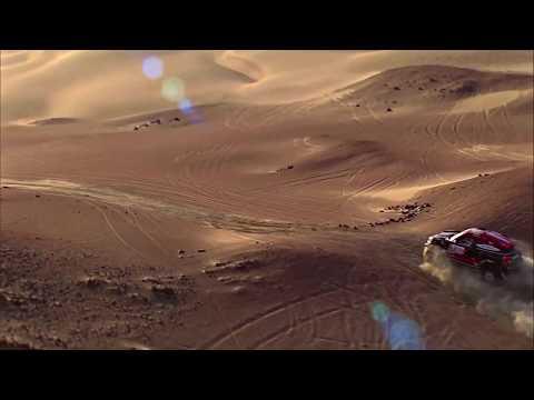 Yazeed Alrajhi & Timo Gottschalk in Rally Dakar 2019 (SS 1& 2)