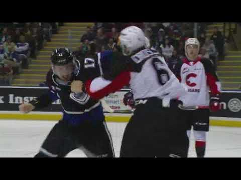 Sean Gulka vs. Austin Crossley
