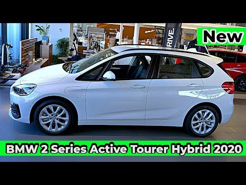 New BMW 2 Series Active Tourer Hybrid 2020 Review Interior Exterior