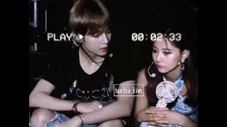 Taehyung&Tzuyu-They Don't Know About Us