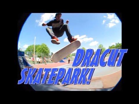 Dracut Skatepark Opening!