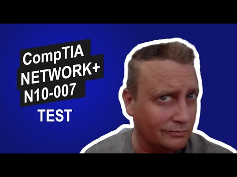 CompTIA Network+ N10 007 Test from HOME? - YouTube