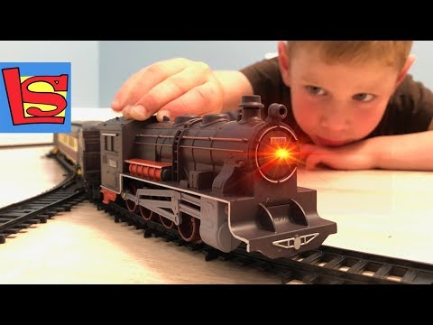 Поезд и Железная дорога видео для детей видео