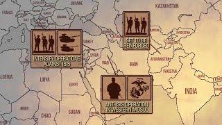 Битва за Ближний Восток в преддверии разгрома ИГИЛ. Россия, США и другие страны. Русский перевод.