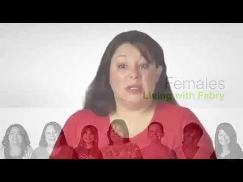 Женщины - пациенты с болезнью Фабри