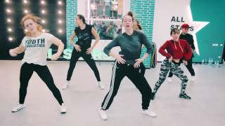 Tinie Tempah ft. Zara Larsson –Girls Like.Jazz Funk by Анастасия Косых.All Stars Workshop 11.2016
