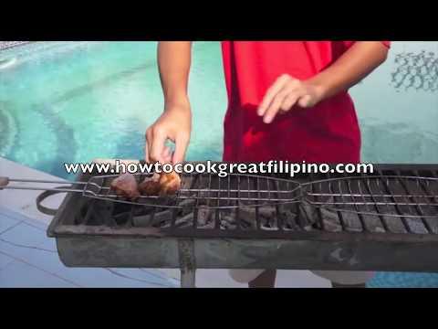 BBQ Chicken Pinoy Style Recipe – Philippines Filipino