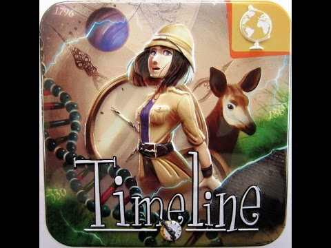 Timeline [Sciences & Discoveries] - Board Games Everybody Should...