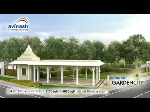 3D Tour of Avinash Garden City