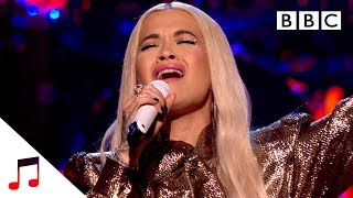 Rita Ora Performs 'Let You Love Me'   BBC